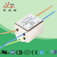 Wholesale YB41D4-10A EMI Line EMI Rfi AC Choke Filter 1A-30A Long Working Life from china suppliers