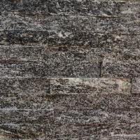 Wholesale Gray Granite Culture Stone Ledge Panel Wall Cladding Polished Surface from china suppliers
