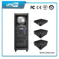 Wholesale Modular Rack Mount UPS Uninterrupted Power Supply with Pure Sine Wave , Low Noise from china suppliers