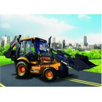 Wholesale XCMG XT870 backhoe loader Low price hydraulic 1m3 bucket backhoe loader with CUMMINS engine from china suppliers