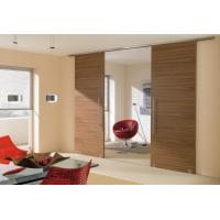 Wholesale wooden glass sliding door from china suppliers
