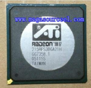 China Computer IC Chips 215RPS3BGA21H  GPU chip  ATI  Chipset laptop and PC BGA Chips on sale