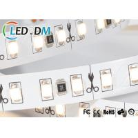 China 5 M/Roll 5630 LED Strip Lights 72W DC12V / 24V With White / Black Color PCB on sale