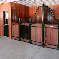 Wholesale Luxury Type Resistant Horse Stable Stalls Horse And Stable Mesh Stall Fronts from china suppliers