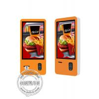 Wholesale Restaurant 32 Inch Self service Kiosk 3G 4G 5G / Food Store LCD Payment Machine from china suppliers