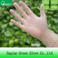 Wholesale Medical non-sterile surgical gloves powder free with paste resin / CE CFIA from china suppliers