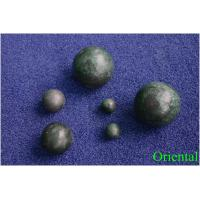 Wholesale Large size 120mm Forged Steel Grinding Balls for ball mill cement plant from china suppliers