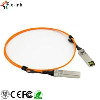 Wholesale Active Optical Cable Fiber Optic Transceiver Module OM2 Cable Length 1m 10G SFP+ To SFP+ from china suppliers