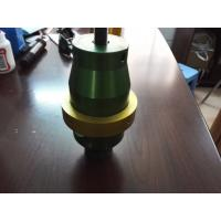 China Welding Ultrasonic Converter Boosters , High Frequency Ultrasonic Transducer on sale