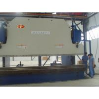 600 Ton 6 M Hydraulic Press Brake Machine For Light Pole 45 Kw