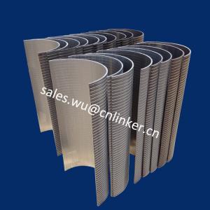 Seawater Stainless Steel Seawater Filter Element