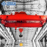 China High Quality Heavy Duty Double Girder Overhead Crane 10t 20t 30t for Sale on sale
