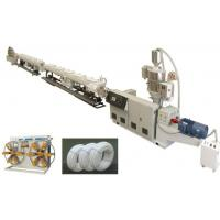 Wholesale High Performance PPR Pipe Extrusion Line , Ppr Pipe Making Machine CE / ISO from china suppliers