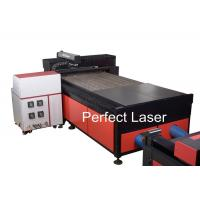 Wholesale 1mm Stainless Steel / Metal Laser Cutting Machine High Speed 20 - 50mm / s from china suppliers