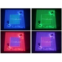 China 3mm super slim structure smd5050 rgb LED module waterproof on sale