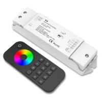 Wholesale RF Wireless RGBW LED Strip Controller With Auto - Transmitting Function from china suppliers