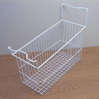 Wholesale Vinyl Coated Freezer Basket ,Freezer Basket, Wire Basket, Storage Basket, Pvc Coated Basket, Stainless Steel Baskets from china suppliers