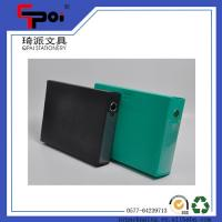 Wholesale Wenzhou Manufacturer Stationery Case PP File Customized Folder Box File Case from china suppliers