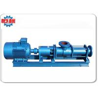 Wholesale Mono Single Rotor Screw Pump Rotary Screw Gear Pump Horizontal Position from china suppliers