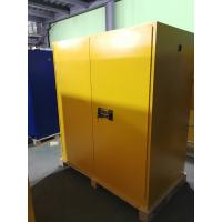 Wholesale Cold Rolled Steel Hazardous Storage Cabinets For Industrial / Chemical Dangerous Goods from china suppliers