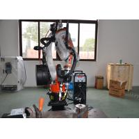 Wholesale 6 Axis Arc Welding Robot Fast Speed Industrial Application Powerful High Rotation from china suppliers