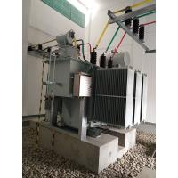 Wholesale Electrical Distribution Transformer Three Phase S11 / 13 SZ11 ISO 14001 Certified from china suppliers