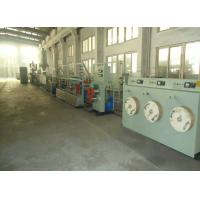 China PP Strapping Band Machine , Single Screw Strap Banding Machine on sale