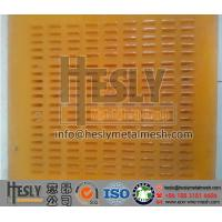 China polyurethane Mining Sieving Screen (Manufacturer)