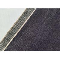 Wholesale 32 Inches Cotton Black Denim Fabric, Lady Dresses Colored Denim Fabric from china suppliers