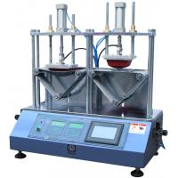 China Soft Tensile Compressive Strength Testing Machine 2 Stations SMC Component on sale