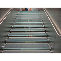 Buy cheap Laminated Glass stair from Wholesalers