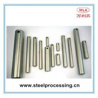 CK45 hard chrome plated steel rods