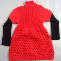 Wholesale Children Girl Knitwear Sweater Dress from china suppliers