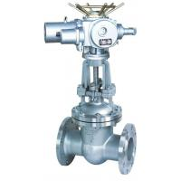 Buy cheap Air Actuated Resilient Seated Gate Valve Iron Coating EPDM / NBR Wedge from wholesalers