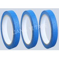 Wholesale Blue Heat Resistance Paper Masking Tape For Masking Surface During Painting from china suppliers