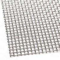 Wholesale SS304 Grade - 10 mesh wire diameter 0.55mm Stainless Steel Wire Cloth Used For Sieve And Filtration from china suppliers