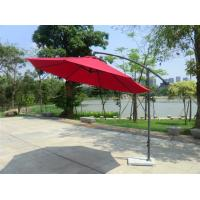 China Fabric Outdoor Patio Umbrellas on sale