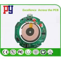 Wholesale Custom PCBA Board Wireless Charging Transmitter Coil Cell Phone Charger Pad from china suppliers