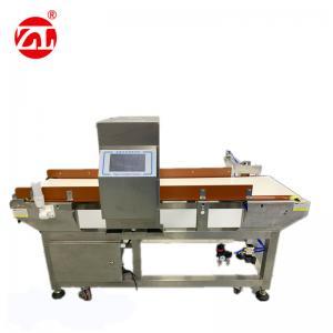 China Food Grade Metal Detector For Food Industry , Metal Detector For Bread Industry on sale