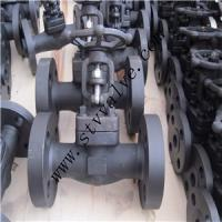 A105 F304 F316 Forged material globe Valve