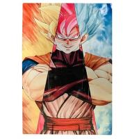 Wholesale 3D Flip Lenticular Anime Poster Printing Dragon Ball Poster Custom Size from china suppliers