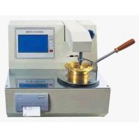 Buy cheap GD-3536A Automatic Cleveland Open Cup Flash Point Meter for oil from wholesalers