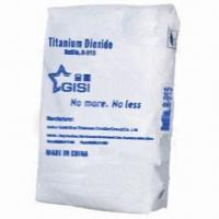 Wholesale Rutile White Titanium Dioxide with High Contents, Used in Mid-range Solvent Coating from china suppliers