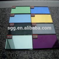 4mm Colored Mirror Glass Sheet Of Item 103922886