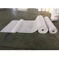China Ply Waterproof Roof Membrane Protection Excellent Seams Strength Thermally Welded on sale