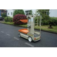 Buy cheap SP50 One Man Lift Aerial Order Picker Platform Manlift Great Performance from wholesalers