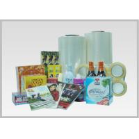 Wholesale Cosmetic Packaging POF Shrink Film , 12.5mic Centerfold Shrink Wrap Sheets from china suppliers