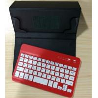 Wholesale 2 - In - 1 Wireless Bluetooth Silicone Android Tablet Keyboard Case 7 / 8 / 9 / 10.1 Inch from china suppliers