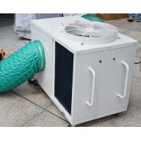 China 220V Portable Tent Cooler Air Conditioner Tent Cooling SystemRatedCurrentInput on sale