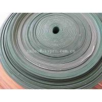 Wholesale Oil - Proof Green PVC Rubber Conveyor Belt With Cleat Flange Skirt Sidewall from china suppliers